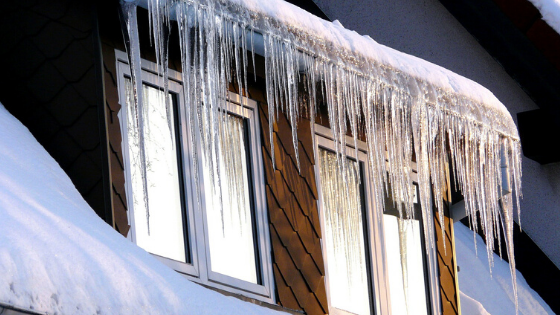 Ice Dams–What you can do